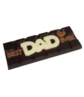 Mini tablette Best Dad Ever...