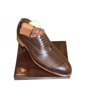 Chaussure garnie